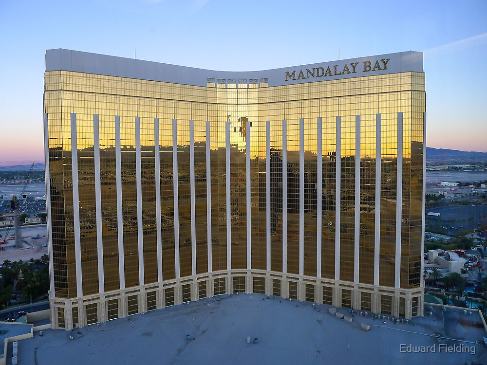 Mandalay Bay Resort and Casino by Edward Fielding