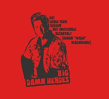 Big Damn Heroes: Wash Unisex T-Shirt