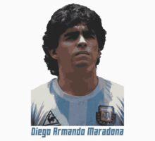 Diego Armando Maradona Kids Clothes