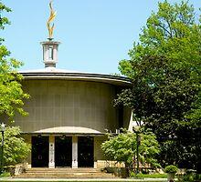Kay Spiritual Center by K. Abraham