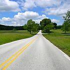Infinite Road by K. Abraham