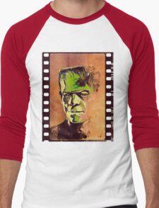 Frankie Men's Baseball ¾ T-Shirt