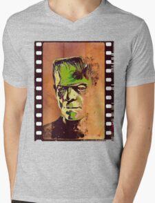 Frankie Mens V-Neck T-Shirt
