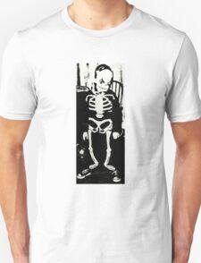Full On Skeleton Bones Unisex T-Shirt