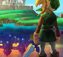 Zelda!! by SamuelH7