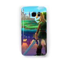 Zelda!! Samsung Galaxy Case/Skin