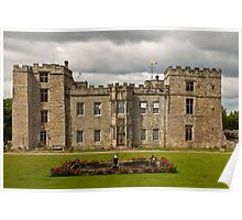 Chillingham castle Northumberland Poster