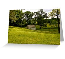 Valley Forge House Greeting Card