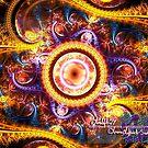 golden eye of julia by LoreLeft27