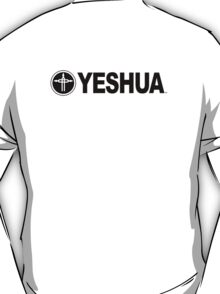 Yeshua - Motorbike Messiah T-Shirt