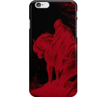 Night Rider - dark iPhone Case/Skin