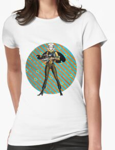 Zap Chic Womens Fitted T-Shirt