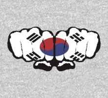 South Korea! (Standard) by ONE WORLD by High Street Design