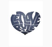 Let love rule  by rubik1412