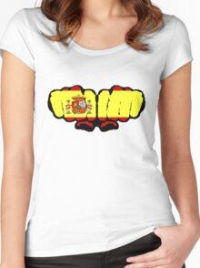Spain! (Standard) Women's Fitted Scoop T-Shirt