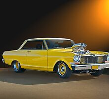 1962 Chevrolet Nova by DaveKoontz