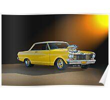 1962 Chevrolet Nova Poster