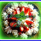Strawberry Pavlova by ©The Creative Minds