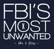 The FBI's Most Unwanted by subject13fringe