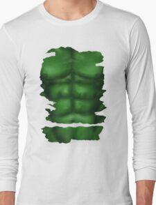 The Big Green Long Sleeve T-Shirt