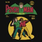 Psychman and Magic Head by Creative Outpouring