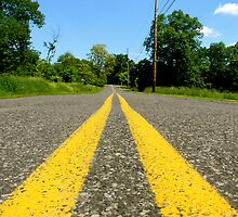 Backroad by K. Abraham