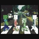 Mind Craft Abbey Road by BUB THE ZOMBIE