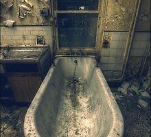 Bath Time by James  Landis