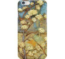 Van Gogh- Pear Tree iPhone Case/Skin