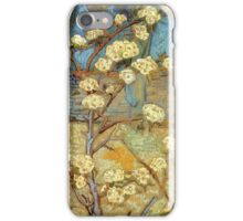 Van Gogh- Pear Tree iPhone Case/Skin