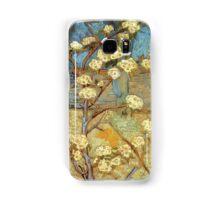 Van Gogh- Pear Tree Samsung Galaxy Case/Skin