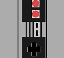 NES CONTROLLER by coldhands