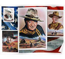 The Duke American Legend Poster