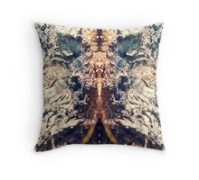 Black Forest Woodland Fae Throw Pillow