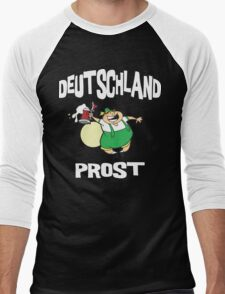 Deutschland Prost Men's Baseball ¾ T-Shirt