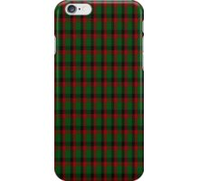 00980 Wilson's No. 202 Fashion Tartan Fabric Print Iphone Case iPhone Case/Skin