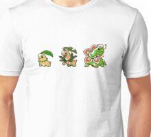 Chikorita evolution  Unisex T-Shirt