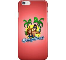Spring Break iPhone Case/Skin