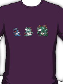 Totodile evolution  T-Shirt