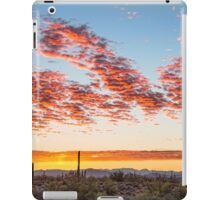 Southwest Desert Colorful Sky iPad Case/Skin