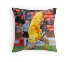 The last line of Defence! Throw Pillow