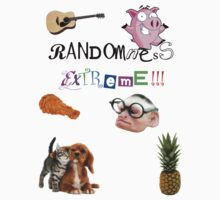 Randomness Extreme!!! by nyancat