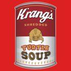 Shredded Turtle Soup by kgullholmen