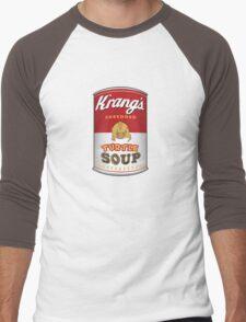 Shredded Turtle Soup Men's Baseball ¾ T-Shirt