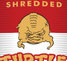 Shredded Turtle Soup Sticker