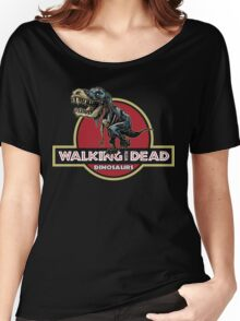 Walking With Dead Dinosaurs Women's Relaxed Fit T-Shirt
