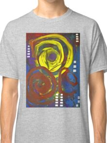 abstract blah Classic T-Shirt