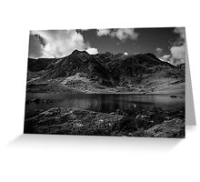 Snowdonia National Park Greeting Card