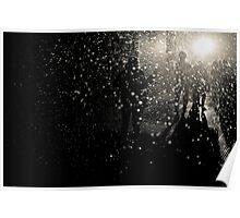 Nuclear rain - snowstorm Poster