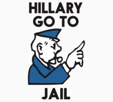 Hillary Clinton Go To Jail by NibiruHybrid